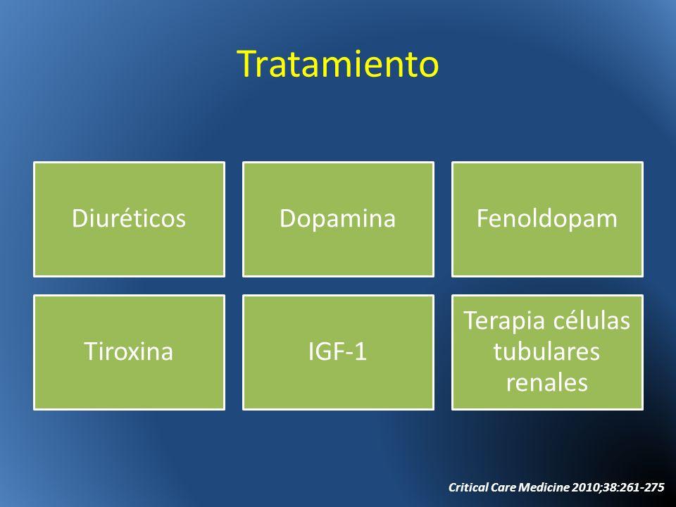Terapia células tubulares renales