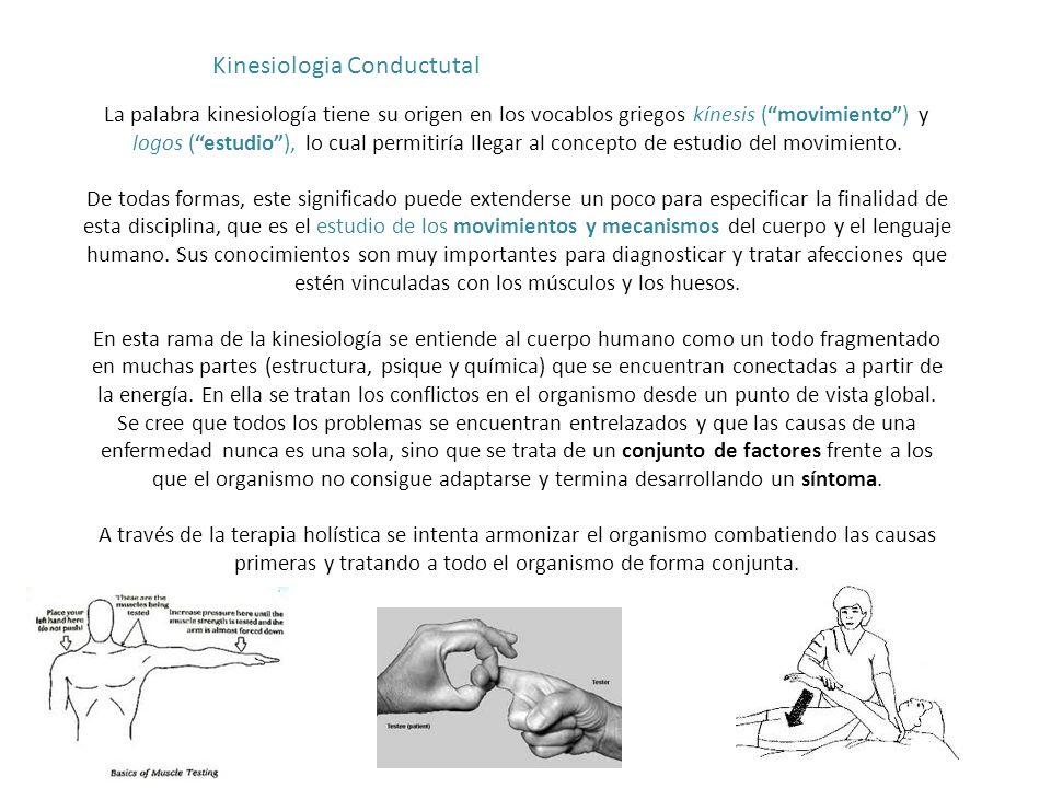 Kinesiologia Conductutal