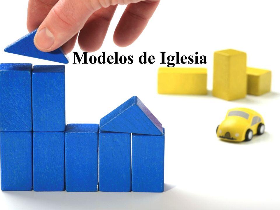 Modelos de Iglesia Module 3, Leader's Notes Modelos de iglesia