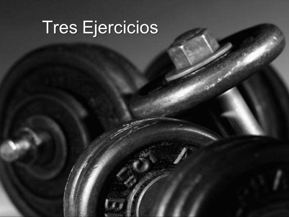 Tres Ejercicios Module 3, Leader's Notes Tres Ejercicios
