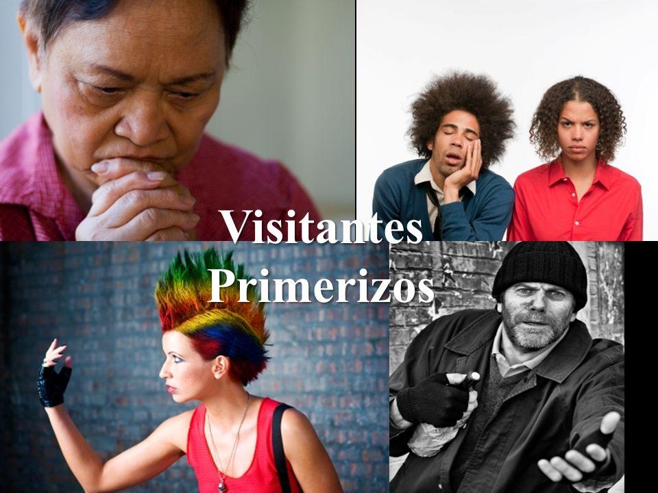 Visitantes Primerizos