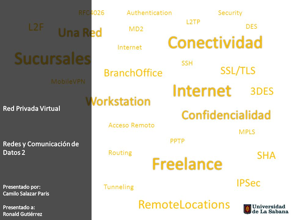 Conectividad Sucursales Internet Freelance Una Red Workstation