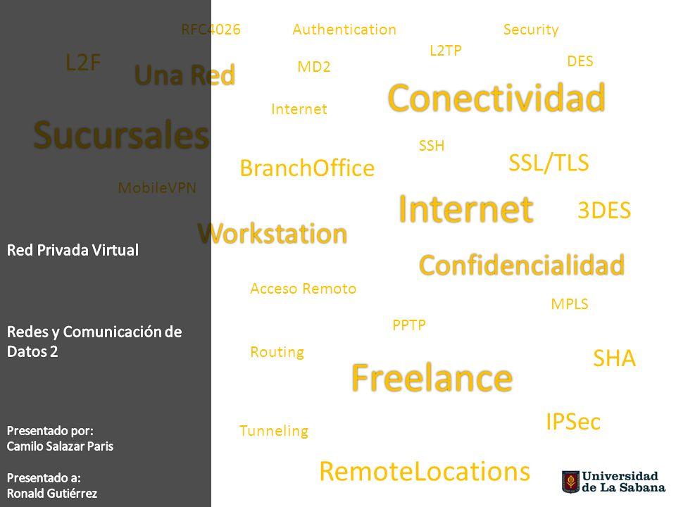 Conectividad Sucursales Internet Freelance Una Red Workstation