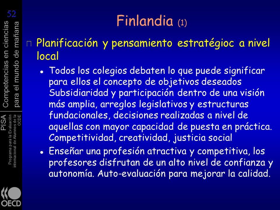Finlandia (1) Planificación y pensamiento estratégioc a nivel local
