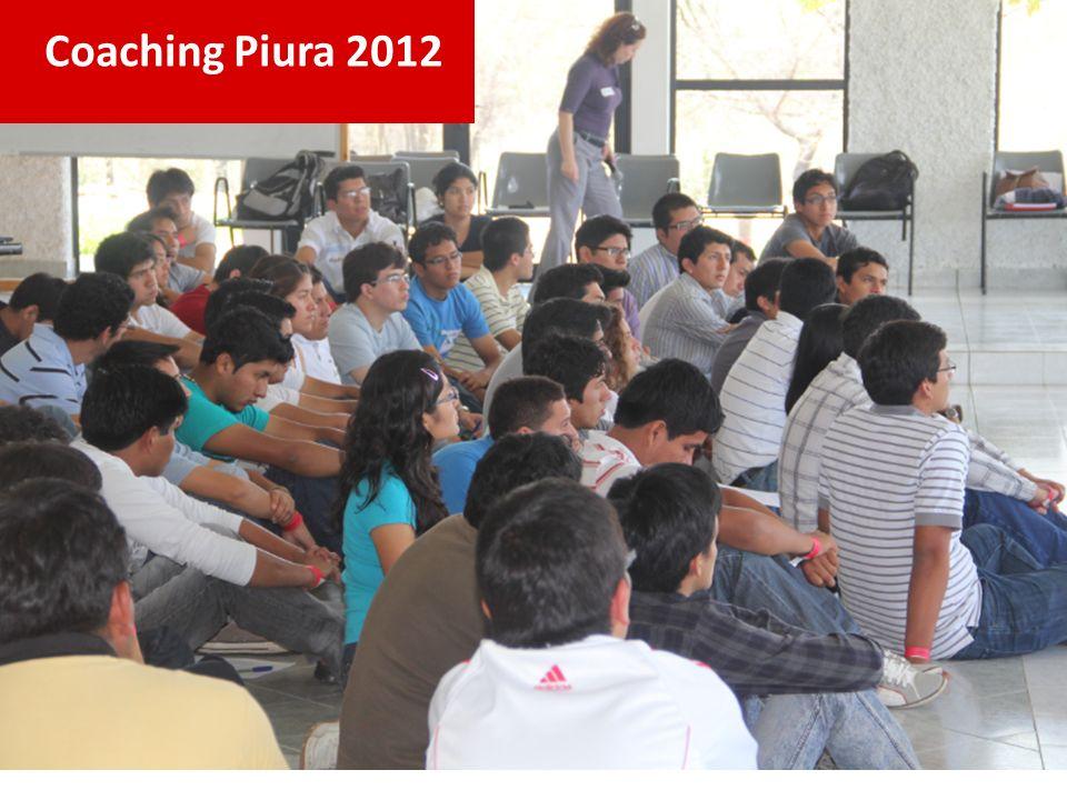 Coaching Piura 2012