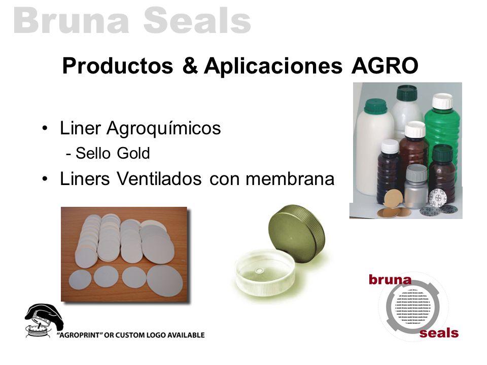 Productos & Aplicaciones AGRO