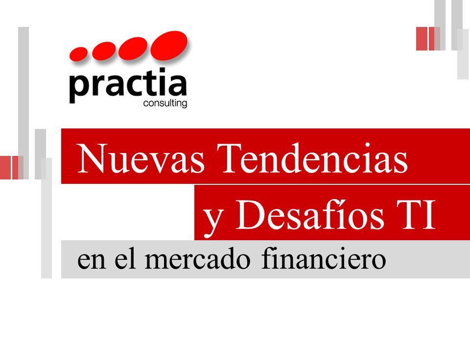 Nuevas Tendencias y Desafíos TI en el mercado financiero