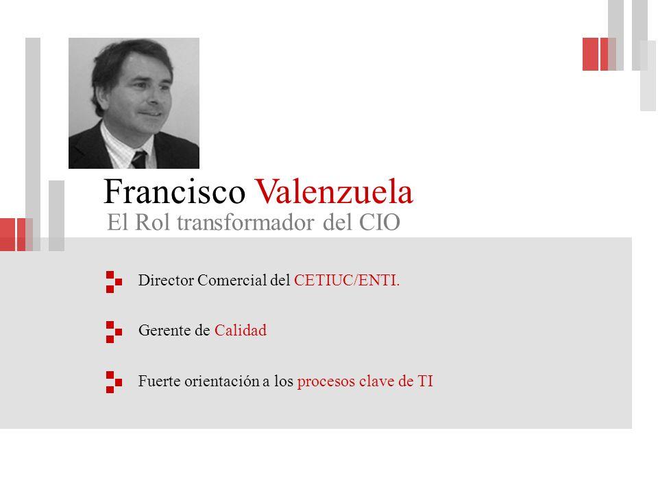 Francisco Valenzuela El Rol transformador del CIO