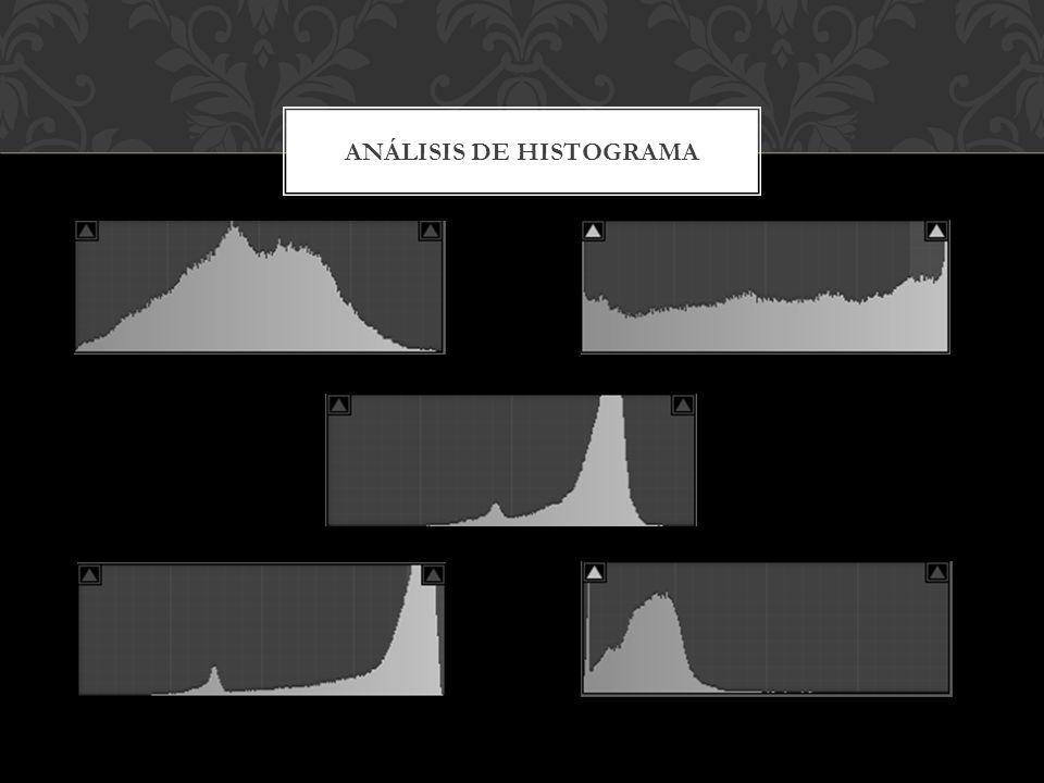 Análisis de histograma