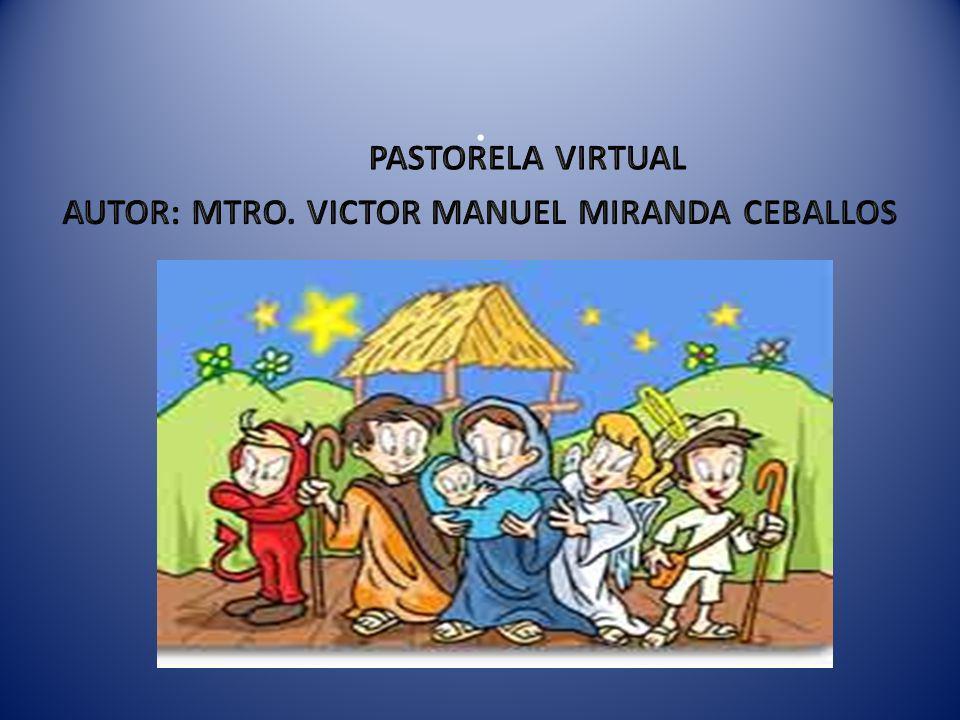 AUTOR: MTRO. VICTOR MANUEL MIRANDA CEBALLOS