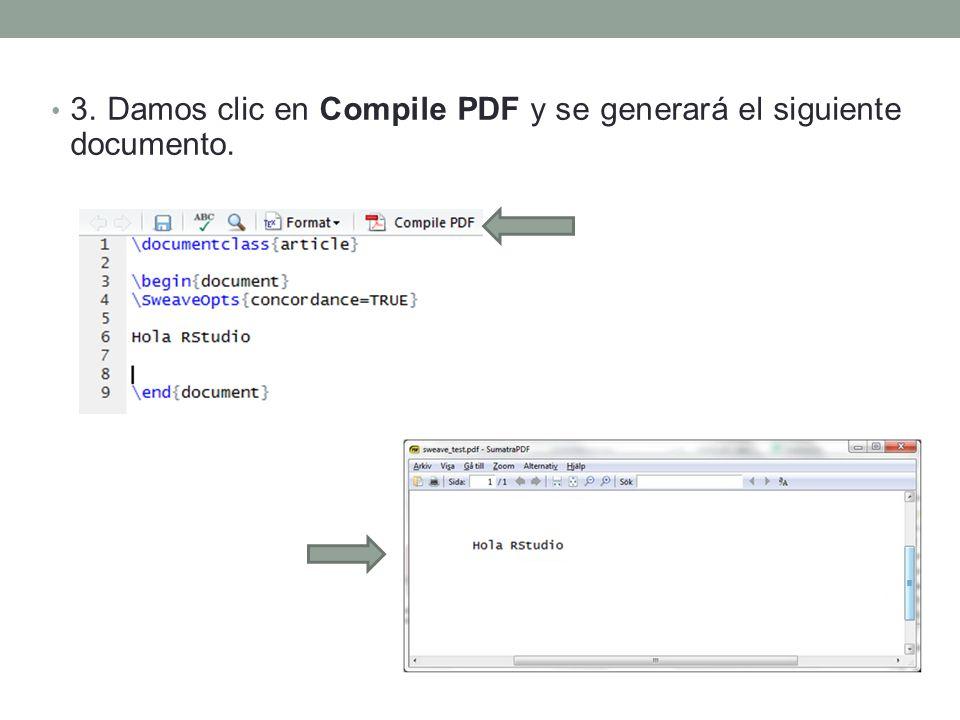 3. Damos clic en Compile PDF y se generará el siguiente documento.