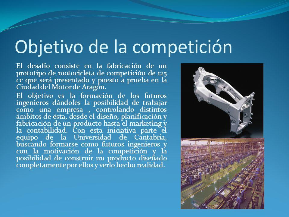 Objetivo de la competición