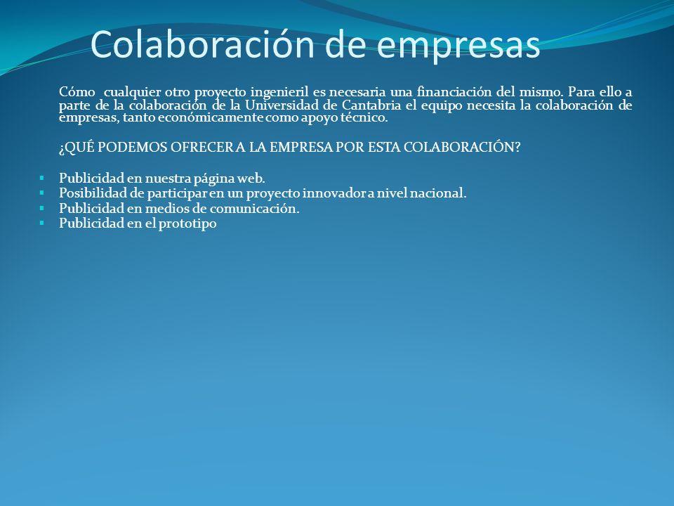 Colaboración de empresas