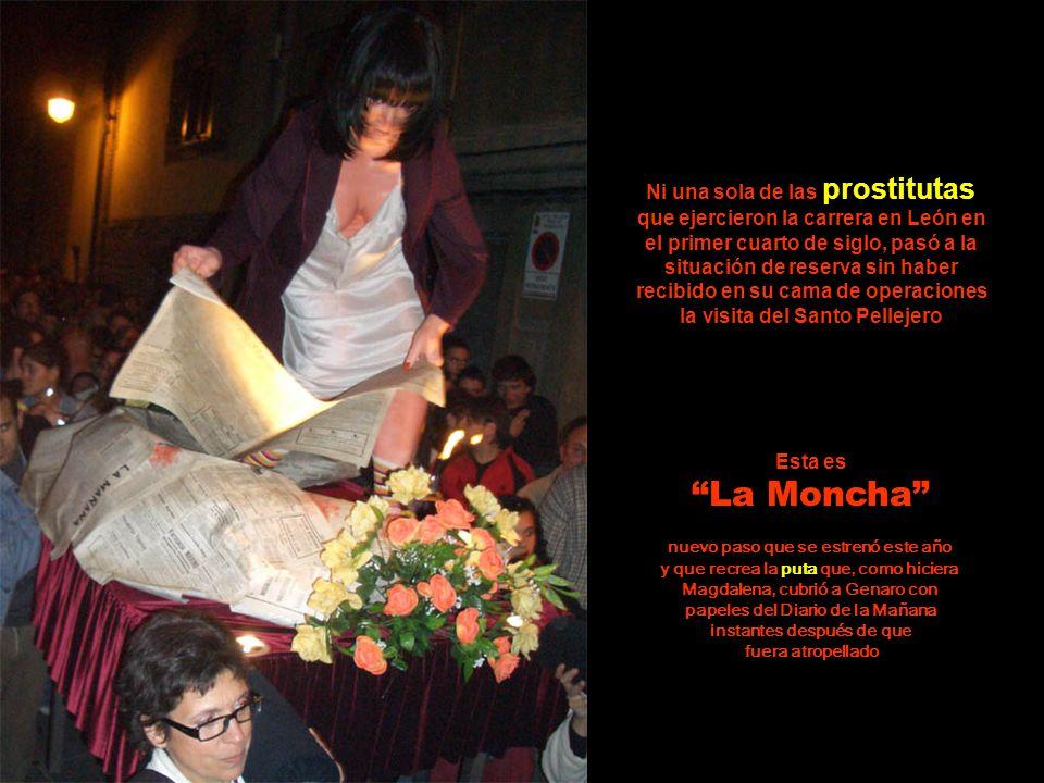 La Moncha Ni una sola de las prostitutas