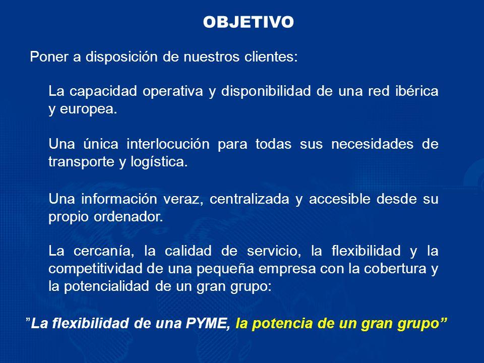 La flexibilidad de una PYME, la potencia de un gran grupo
