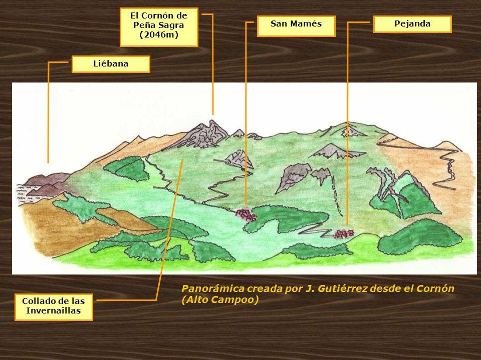 El Cornón de Peña Sagra (2046m) Collado de las Invernaillas