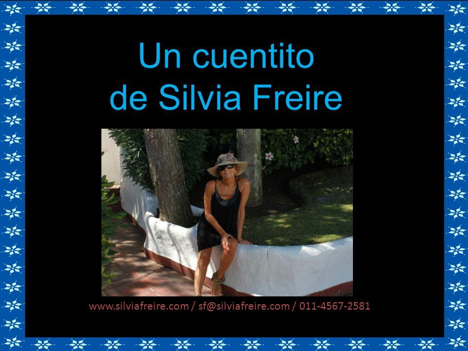www.silviafreire.com / sf@silviafreire.com / 011-4567-2581