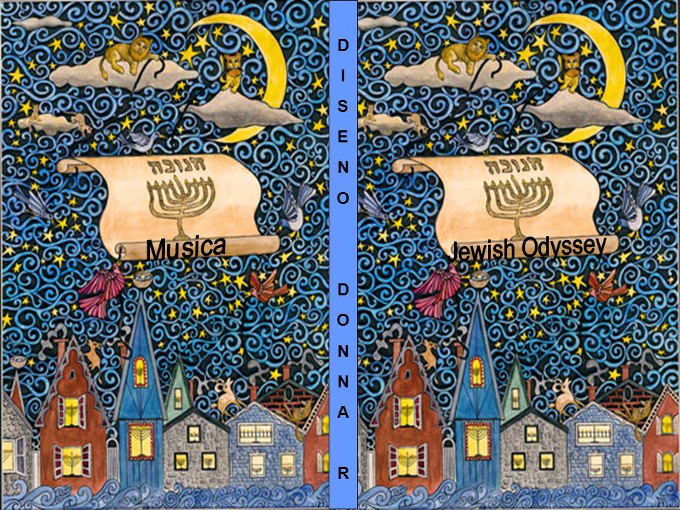 D I S E N O A R Musica Jewish Odyssey
