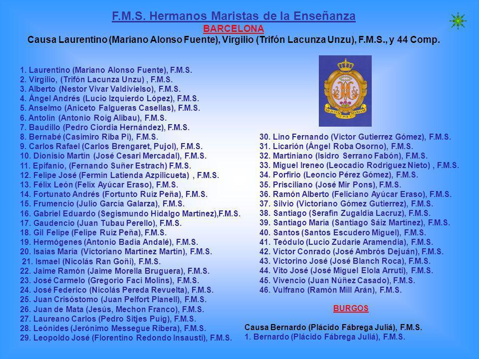 F.M.S. Hermanos Maristas de la Enseñanza