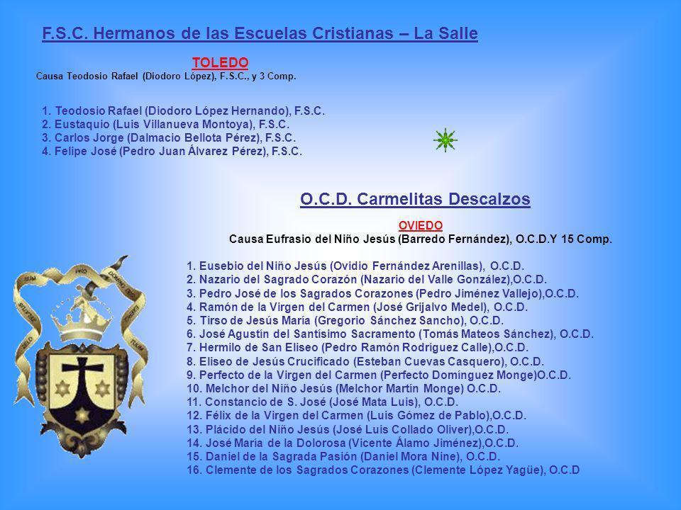 F.S.C. Hermanos de las Escuelas Cristianas – La Salle