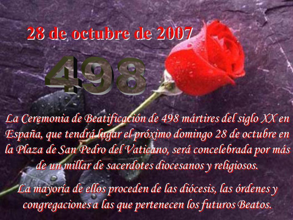 28 de octubre de 2007 498.