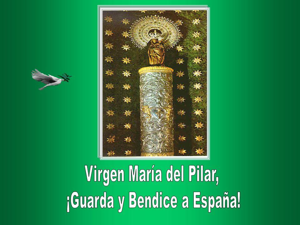 ¡Guarda y Bendice a España!