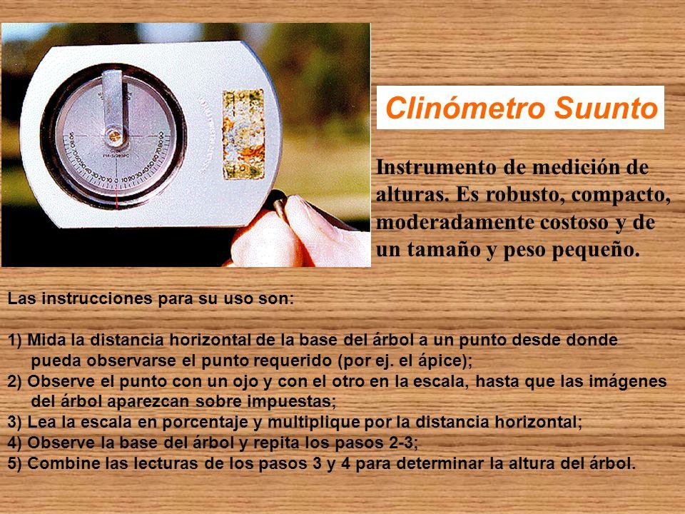 Clinómetro Suunto Instrumento de medición de