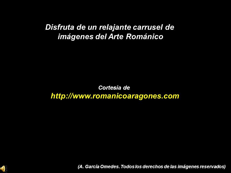 Disfruta de un relajante carrusel de imágenes del Arte Románico