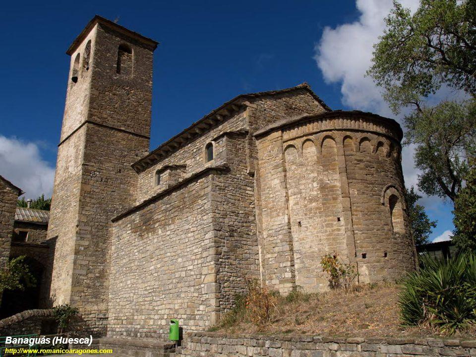 Banaguás (Huesca) http://www.romanicoaragones.com