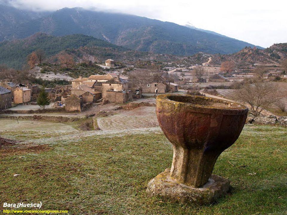 Bara (Huesca) http://www.romanicoaragones.com