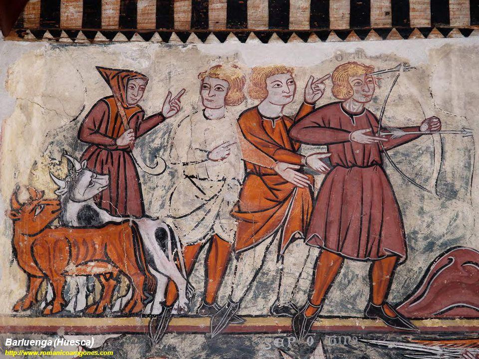 Barluenga (Huesca) http://www.romanicoaragones.com