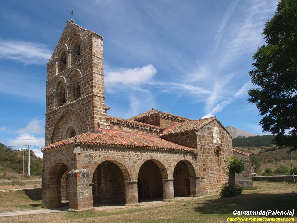 Cantamuda (Palencia) http://www.romanicoaragones.com