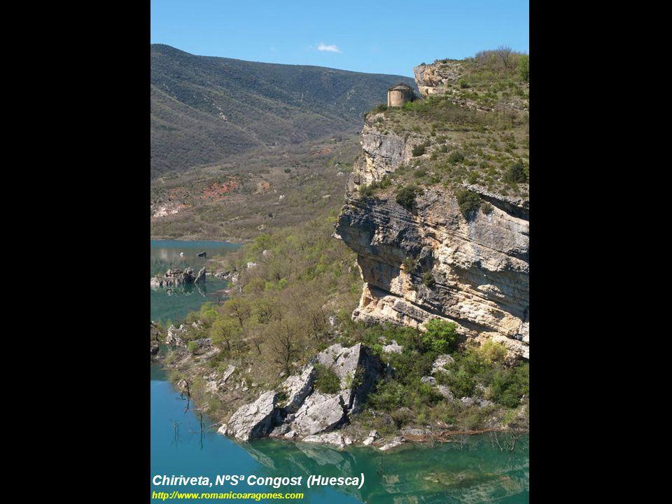 Chiriveta, NºSª Congost (Huesca)