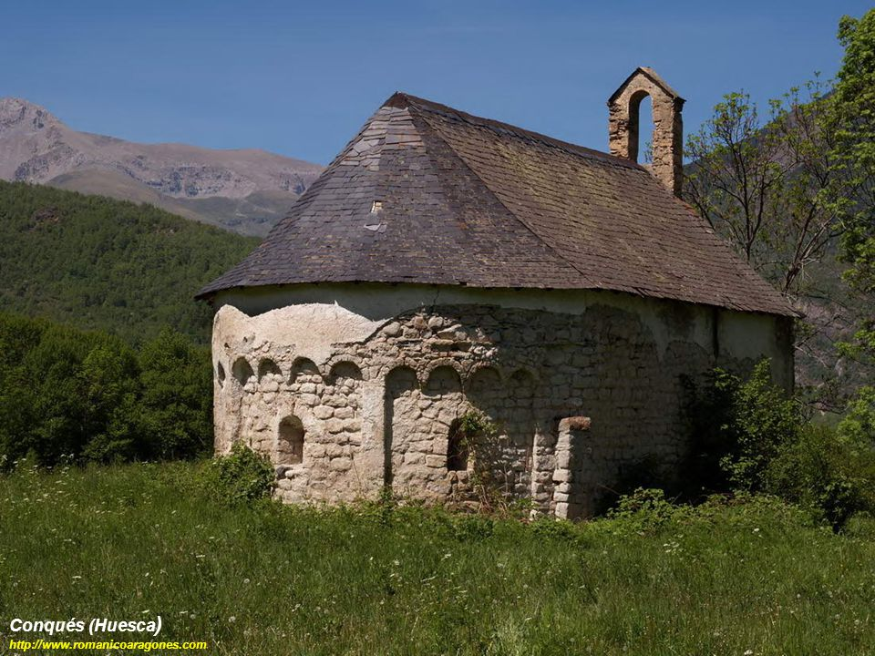 Conqués (Huesca) http://www.romanicoaragones.com