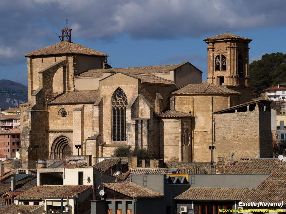 Estella (Navarra) http://www.romanicoaragones.com