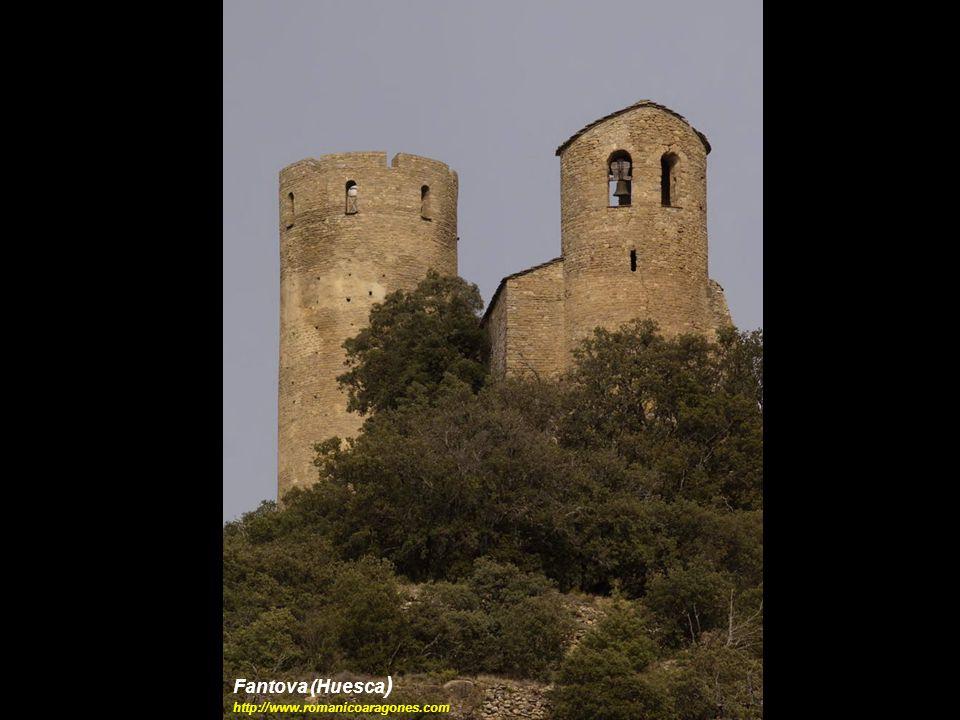 Fantova (Huesca) http://www.romanicoaragones.com