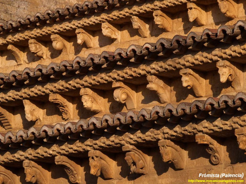 Frómista (Palencia) http://www.romanicoaragones.com