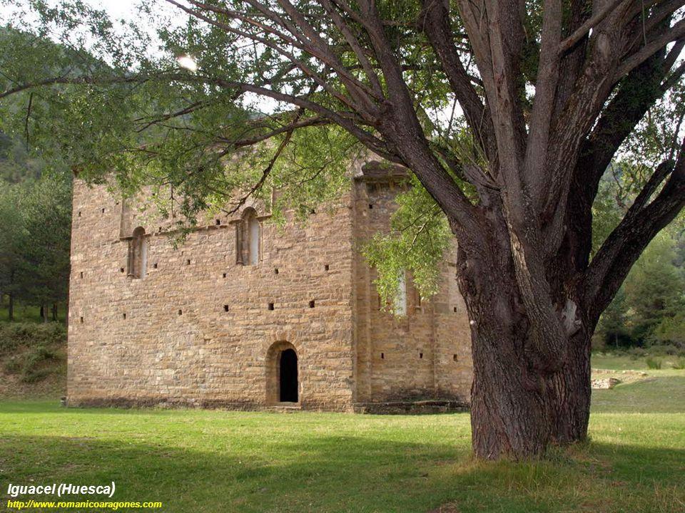 Iguacel (Huesca) http://www.romanicoaragones.com