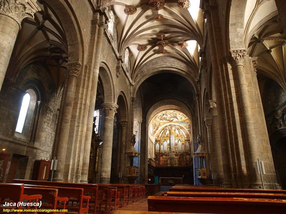 Jaca (Huesca) http://www.romanicoaragones.com