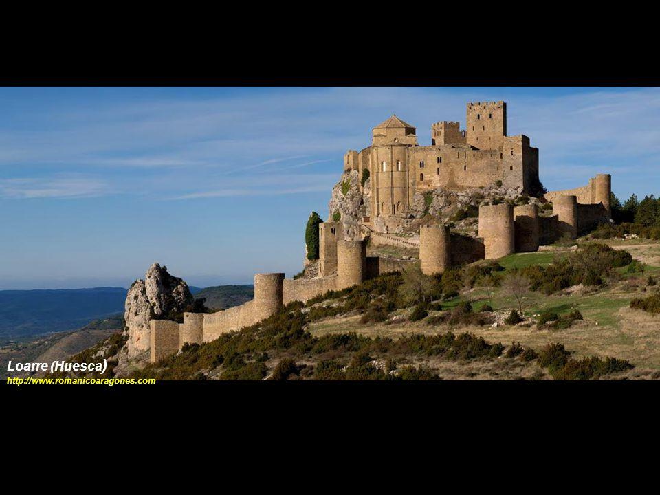 Loarre (Huesca) http://www.romanicoaragones.com