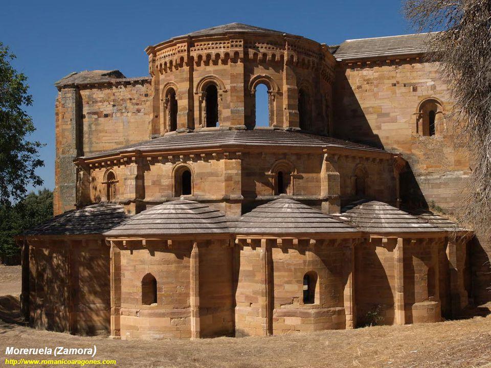 Moreruela (Zamora) http://www.romanicoaragones.com