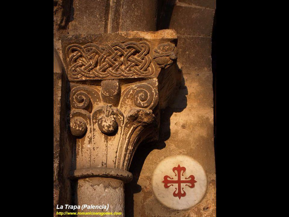 La Trapa (Palencia) http://www.romanicoaragones.com