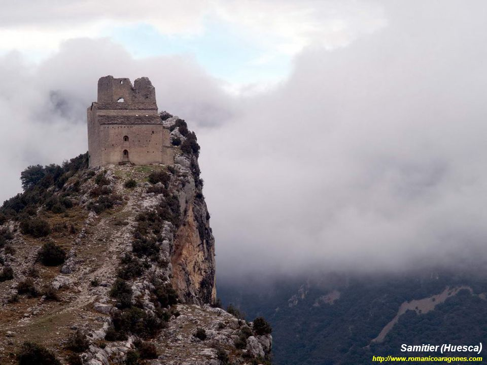 Samitier (Huesca) http://www.romanicoaragones.com