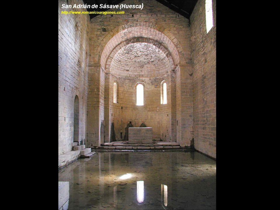 San Adrián de Sásave (Huesca)