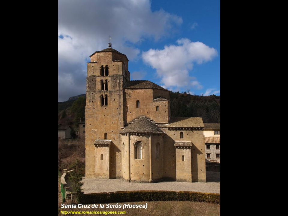 Santa Cruz de la Serós (Huesca)