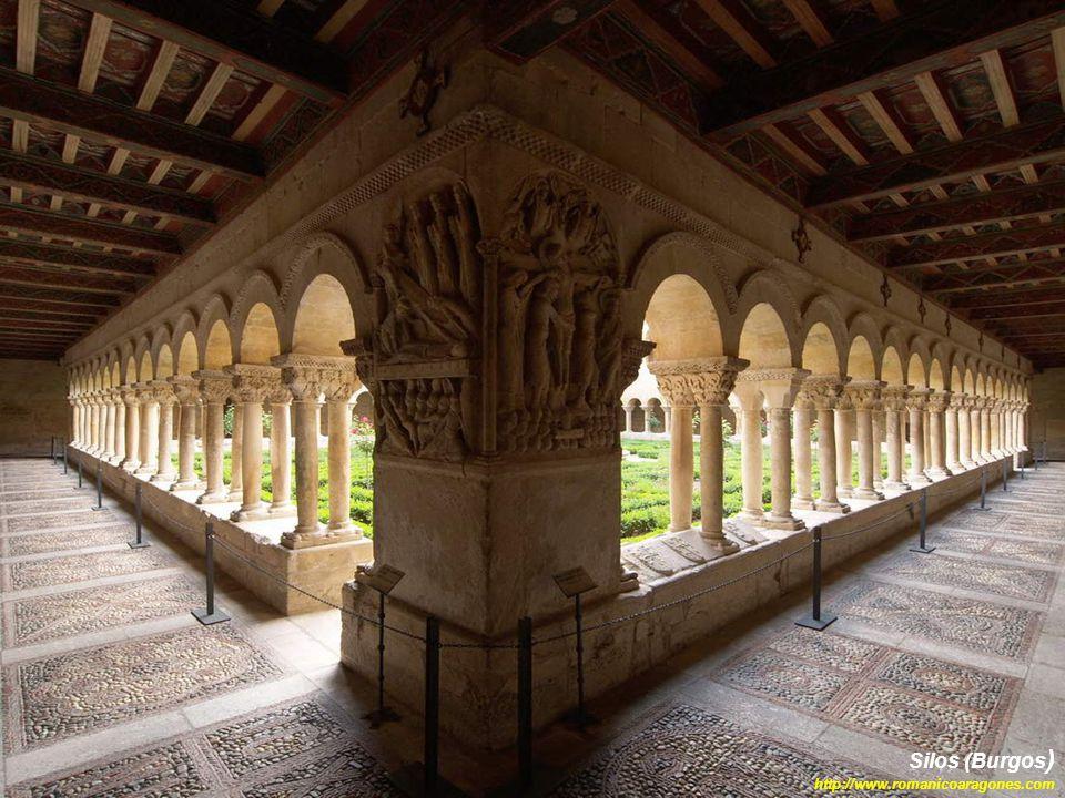 Silos (Burgos) http://www.romanicoaragones.com