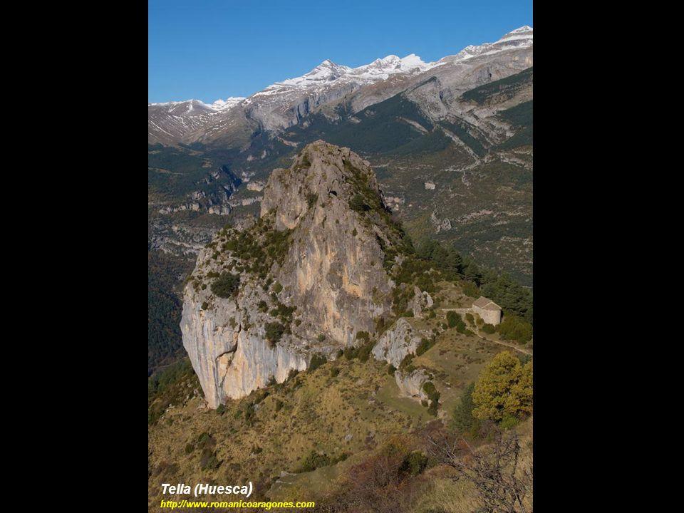 Tella (Huesca) http://www.romanicoaragones.com