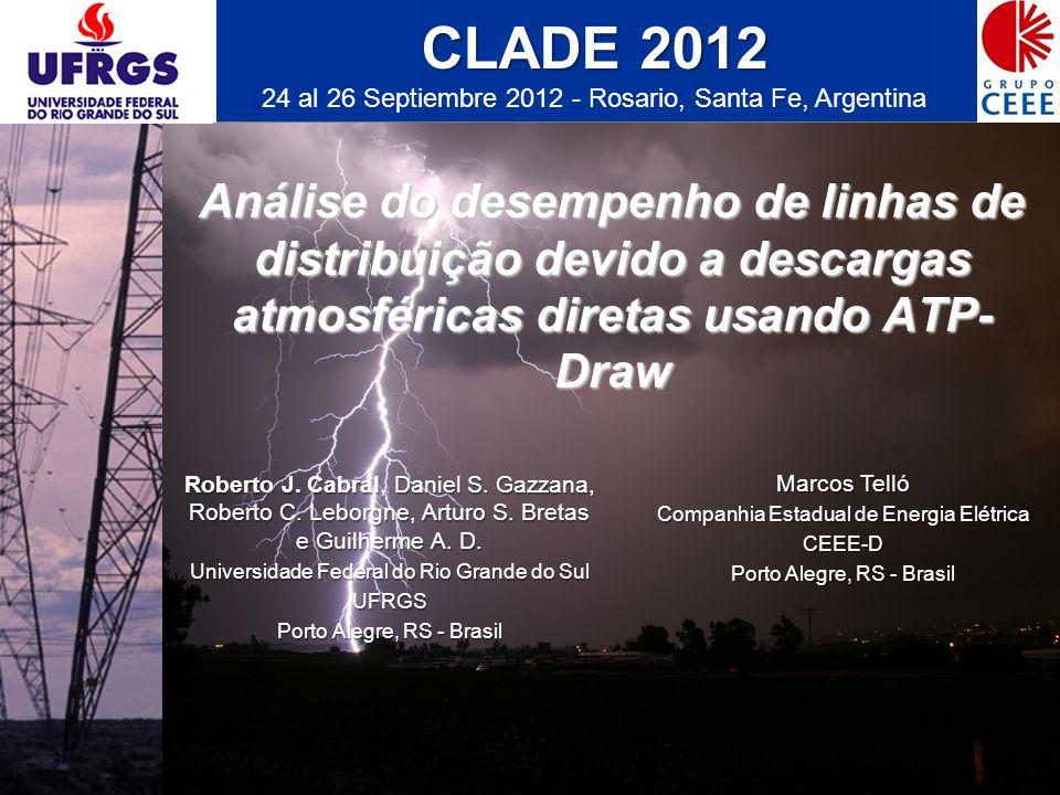 CLADE 2012 24 al 26 Septiembre 2012 - Rosario, Santa Fe, Argentina.