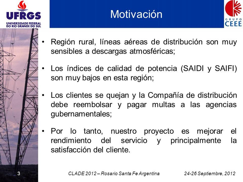 CLADE 2012 – Rosario Santa Fe Argentina