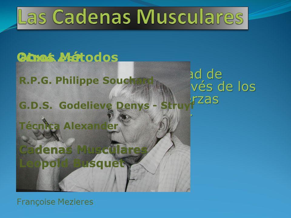 Las Cadenas Musculares